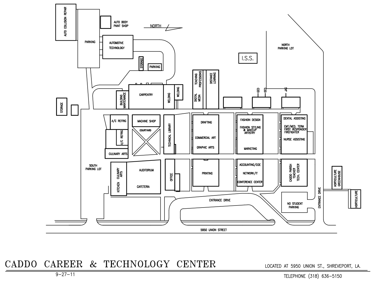 Cooperative Clusters Classroom Design Definition ~ Our campus caddo career technology center
