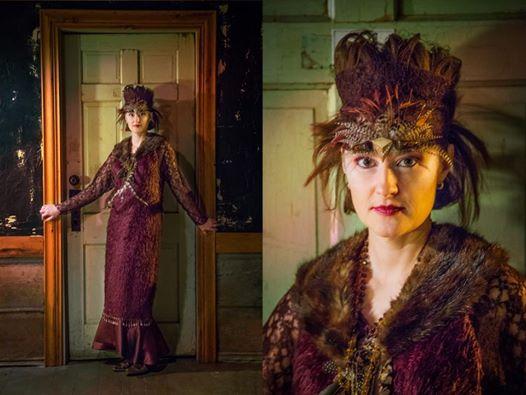 Emily Gulett dress